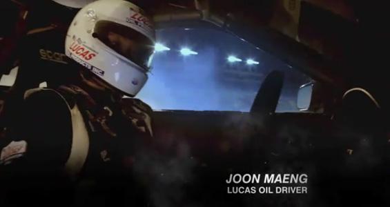Lucas Oil – Night Drifter Deep Clean Spot