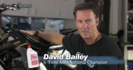 Lucas Oil – David Bailey Motorcycle Oil Spot