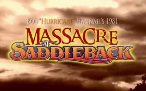 Bob Hannah's 1981 Massacre at Saddleback